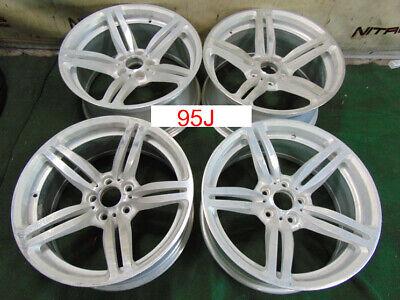 "19"" BMW Forged E60 E63 M5 M6 645 650 OEM Factory Wheels Style 167 95J"