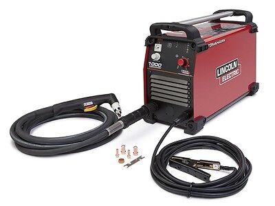 Lincoln Tomahawk 1000 Plasma Cutter W25 Ft Hand Torch K2808-1