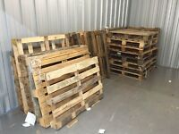 15 FREE PALLETS - BROMLEY