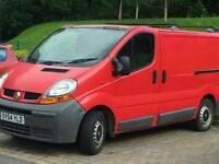 Vauxhall Vivaro drives nice with MOT Trafic Transit