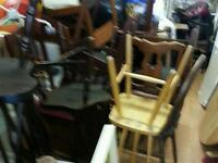 Single dining chairs great projects