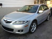 2007 Mazda Mazda6 GS V6 FULL Familial           2450$$$