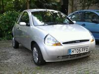 Ford KA 1300 climate