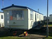 Caravan for hire in towyn