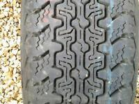 Classic mini new wheel and tyre