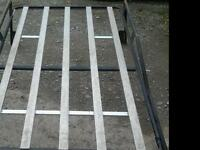 Daihatsu four track roof rack