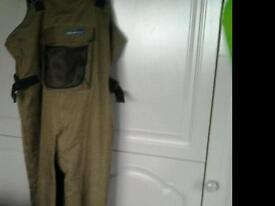 Chest Waders, fishing, boating , water sports