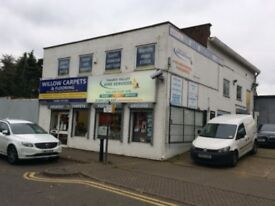 Mixed use commercial premises to let