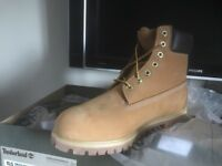 Timberland Boots size 10.