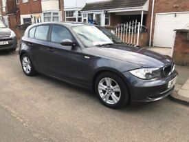 Bmw 1 series automatic 83k 10 months mot drives superb full service history excellent condition
