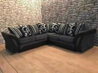 Brand Shannon couches Corner or 3+2 Seater Sofa In Stock 🚚 Cash on DELIVERY