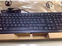 Brand new HP Wired Keyboard!