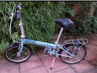 Dahon 7 folding bikes. Excellent condition as hardly used. Money raised for charity.