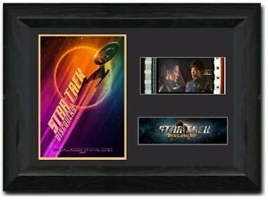 Star Trek: Discovery FRAMED Stunning 35 mm Film Cell Display Comic con