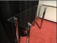 Home Office Glass Computer Desk For Sale