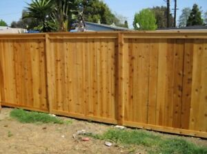 Fence installation service or repair in GTA call 437-7798379