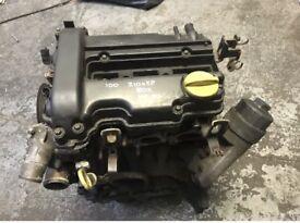 Vauxhall Corsa C & D 1.0 Twinport Engine Z10XEP Meriva Agila Tigra 80K