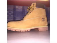 Timberland Boots Mens Size 10 (Brand new without box)