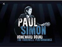 Paul Simon tickets hydro 11/07/18