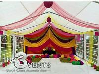 HIGH QUALITY MARQUEE & GAZEBO HIRE