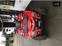 Can am 400 farm quad 2012 Great condition Low Miles