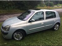 Limited Edition Renault Clio 1.6 5dr