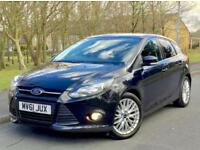 Ford Focus 1.6 TDCI ZETEC APPEARANCE PACK PX £20 TAX