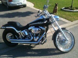 2003 Harley Davidson Softail Deuce (FXSTD)