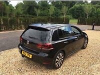 2010 Volkswagen Golf Gtd 170 Auto Dsg *FULLY LOADED* (90,000 Miles) (Not A4 A3 S3 GTI Passat 120D)