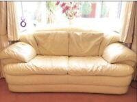 Sofa Quality Leather Italian suite