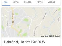 WANTED 2-3 BED HOUSE TO RENT IN HALIFAX MOORBOTTOM RD/HOLMFIELD HALIFAX FOR PROFESSIONAL TENANTS