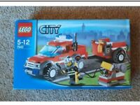 Lego City Off Road Fire Rescue