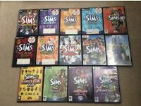 The Sims PC Game Bundle