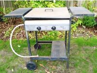 Vintage Style Gas BBQ