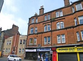 2 Bed, furnished, traditional tenement flat, next to Uni West Scotland, Paisley, £500pcm