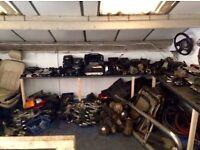 **Job Lot Of Range Rover P38 L322 Car Parts - Diffs Engines Gearboxes Wheels Interior Trims**