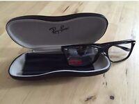 Ray Ban Wayfarer Frame Glasses RX5228 Shiny Black