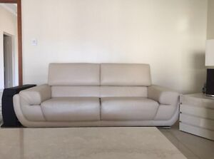 100% authentic DEMIR leather couches PRICE DROPPED Bexley Rockdale Area Preview