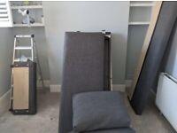 IKEA friheten lounge grey corner sofa bed (USED CONDITION)