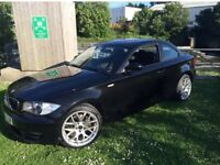 Bmw coupe 120d se 1 series not 3 series