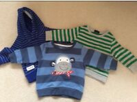Cute baby jumpers from Next 6-9m