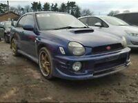 BREAKING Subaru Impreza BUGE EYE