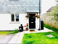 1BEDROOM FLAT IN CORNWALL WITH PRIVATE GARDEN