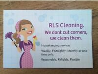 Cleaning / housekeeping service