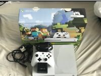 Xbox one S 500GB BOXED IN GOOD CONDITION
