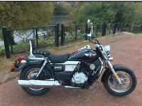 Renegade commando 2017 125cc legal learner. Registered September immaculate condition.