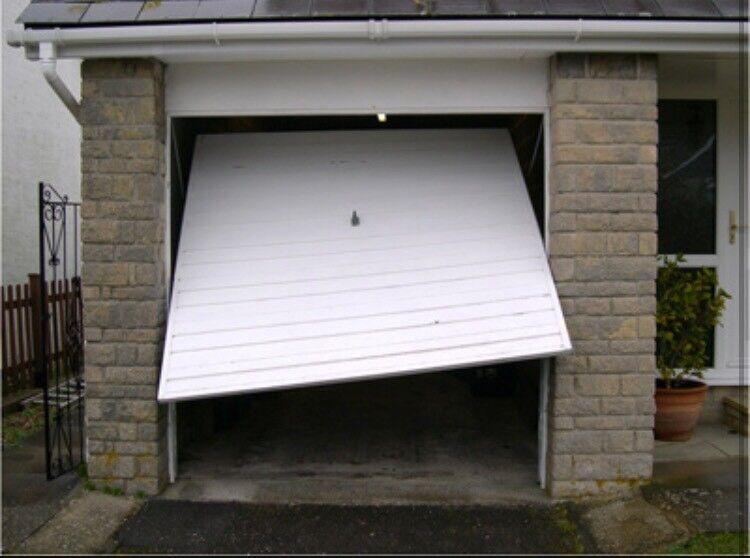 Broken Garage Door Snapped Garage Door Cables Broken Cables