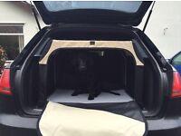 Hunter Dog Car Crate