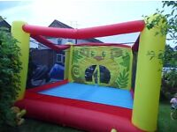 Kids Party Package Job Lot - Soft Play Equipment, Toys, Ball Pit, Bouncy Castle and Candy Floss