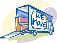 MAN AND VAN REMOVAL & HOUSE MOVING SERVICE HIRE SMALL , LARGE BIG LUTON VAN WITH TAIL LIFT MOVERS
